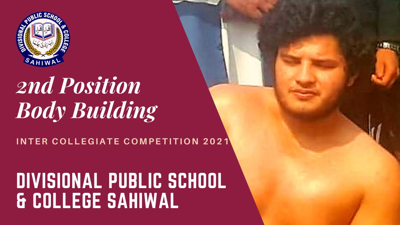Body Building Inter Collegiate Competition 2021