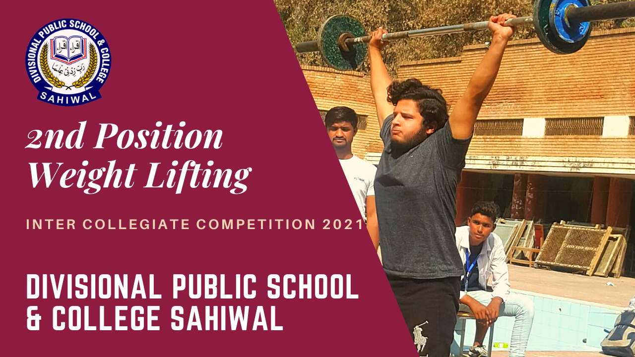 Weight Lifting Inter Collegiate Competition 2021